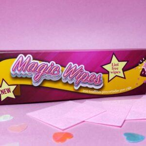 MAGIC WIPES (Pads de celulosa)