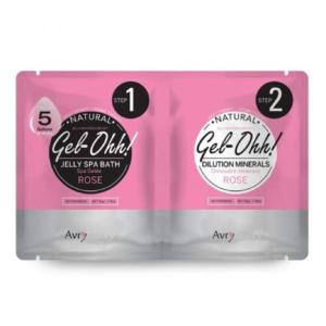 Gel Ohh Rose – Jelly Pedi