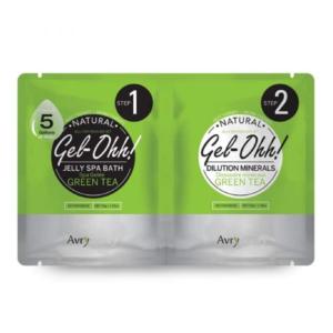 Gel Ohh Green Tea – Jelly Pedi